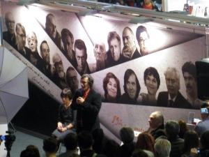 Stand Humanitas fara Mircea Eliade, 21 noiembrie 2015